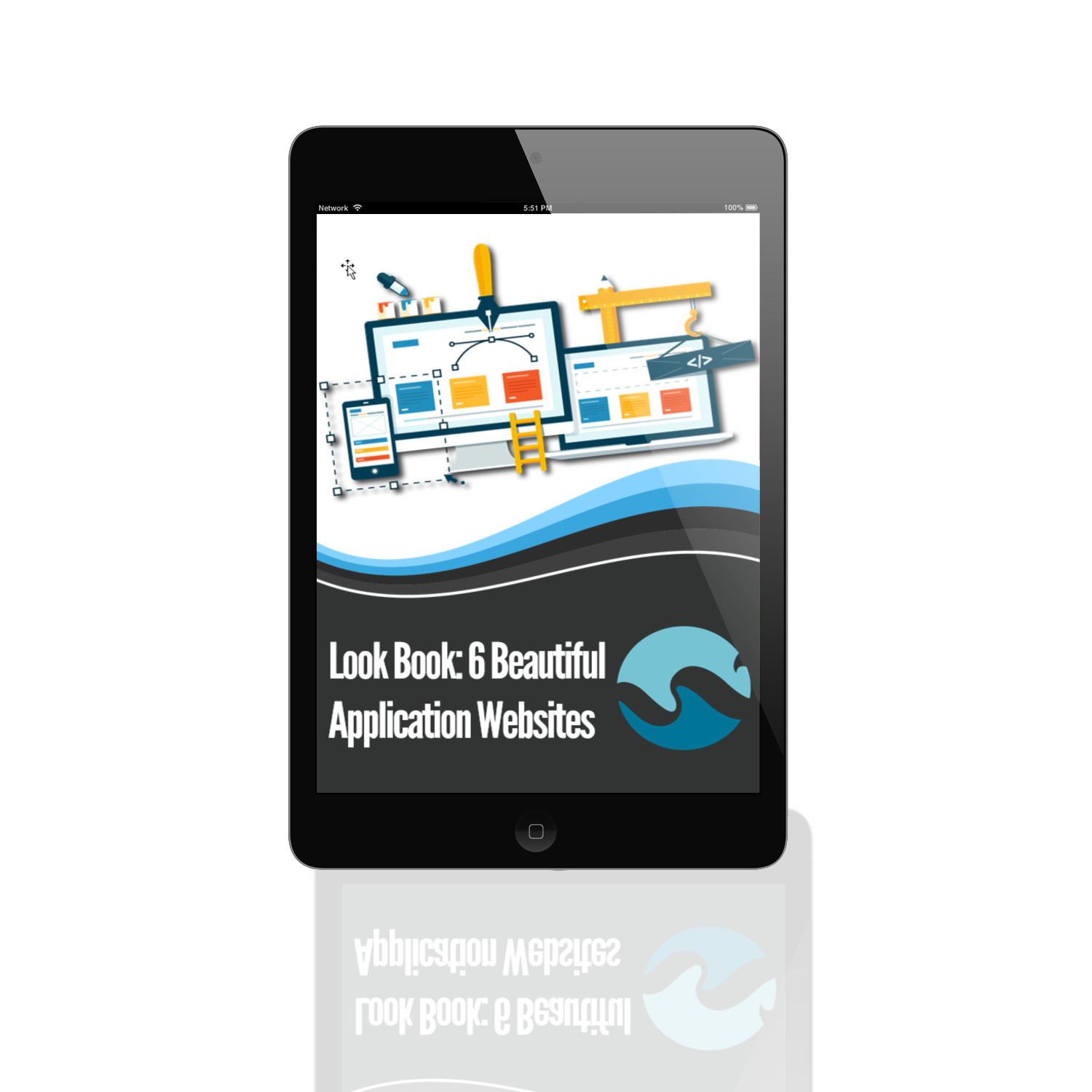 Look Book Cover [stylized]
